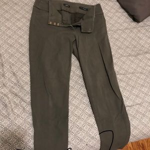 Loft Gray Dress Pants